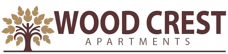 The Woodcrest Apartments logo